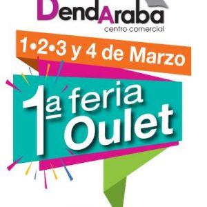 Iª Feria Outlet Dendabara Marzo 2017