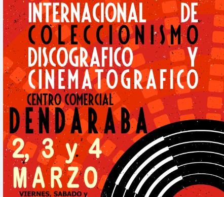 Feria internacional de coleccionismo discográfico y cinematográfico